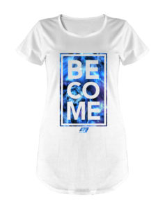 White - Become Tee