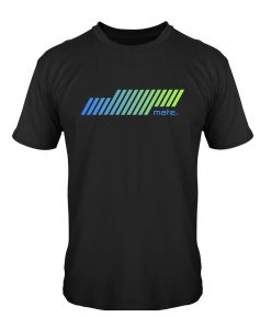 Black Mate Sprint Tee